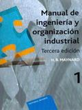 Manual de Ingeniería Y Organización Industrial. 3 Vols. - Reverté