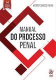 Manual do processo penal - Tirant do brasil