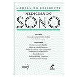 Manual do residente: medicina do sono  1ª EDIÇÃO - Editora manole