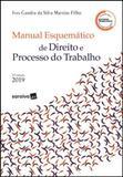 Manual Esquemático De Direito e Processo do Trabalho - Saraiva (juridicos) - grupo somos