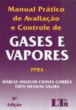 Manual Prat. Avaliação Contr. Gases/Vapores-8Ed/18 - Ltr editora