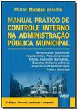 Manual pratico de controle interno na administraca - Jurua