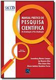 Manual pratico de pesquisa cientifica: da graduaca - Revinter