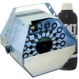 Máquina Bolhas Sabão Profissional Metal 110v 30w + Líquido - Luatek