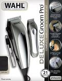 Máquina Corte Wahl Deluxe Groom Pro Cabelo Barba Nariz - 220V