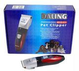 Maquina De Tosa FHS Daling Profissional Pet Clipper Cães Bivolt RFCD-D11