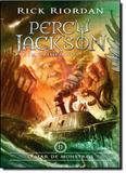 Mar de Monstros, O - Vol.2 - Série Percy Jackson e os Olimpianos - Intrinseca