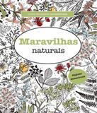 Maravilhas Naturais - Livro De Colorir Antiestresse - Novo seculo