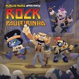 Marcio Nigro Apresenta: Rock Pauleirinha - Tratore (cds/dvds)