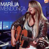 Marília Mendonça - Ao Vivo- CD - Som livre