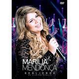 Marília Mendonça - Realidade - Ao Vivo em Manaus - DVD - Som livre
