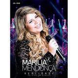 Marília Mendonça - Realidade - Ao Vivo em Manaus - KIT - Som livre