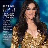 Marina Elali Duetos - Homenagem A Luiz Gonzaga E Zé Dantas - CD - Som livre