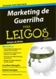 Marketing De Guerrilha Para Leigos Edicao De Bolso - Alta books