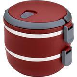 Marmita Lunch Box Vermelho - Euro Home