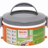 Marmita Térmica 1 Prato Simples - Malta