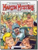 Martin Mystére - Nº 08 - Mythos editora