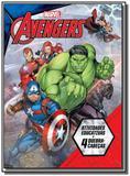 Marvel aprender brincando - avengers - Rideel editora ( bicho esperto )