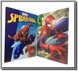 Marvel kit diversao - spider-man - Rideel editora ( bicho esperto )