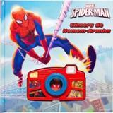 Marvel Spiderman - Camara Do Homem-aranha - Dcl