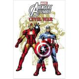 Marvel Universe Avengers Assemble- Civil War