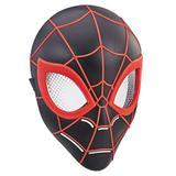 Máscara Básica - Disney - Marvel - Spider Man - Miles Morales - Hasbro