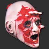 Máscara Cabeça com Dedos Terror Carnaval Halloween - Spook Inteira