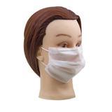 Máscara descartável não tecido com elástico com 5 unidades cód. 733 - santa clara