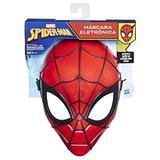Máscara Eletrônica Homem Aranha - E0619 - Hasbro