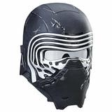 Mascara Eletrônica Star Wars Episódio VIII - Kylo Ren - C1428 - Hasbro