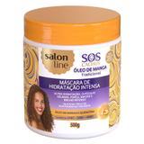Máscara Hidratação Intensa 500gr - S.O.S Cachos - Loja Salon Line - Sos cachos