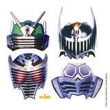 Máscara Kamen Rider