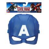 Máscara Marvel Avangers Capitão América Hasbro