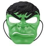 Máscara Marvel Avengers Hulk B1803 Hasbro