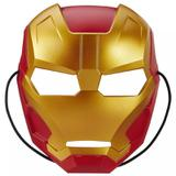 Máscara Marvel Clássica - Disney - Vingadores - Homem de Ferro - Hasbro