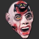 Máscara Mutante Terror Carnaval Halloween - Spook Inteira