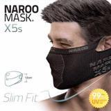 Máscara Naroo Anti Poluição Uv Ciclismo Bike Moto X5s