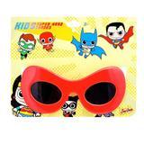 Máscara Óculos Flash Kids - Liga da justiça