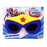 Máscara Óculos Mulher Maravilha Kids - Super hero girls