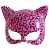 Máscara Oncinha Rosa - Festabox