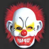 Máscara Palhaço Assustador Terror Carnaval Halloween - Spook Inteira