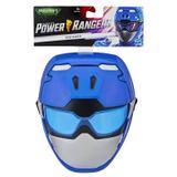 Máscara Power Rangers Beast Azul - Hasbro E5926