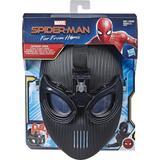 Mascara Preta Com Visor Spider Man Homen Aranha Hasbro