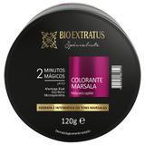 Mascara specialiste colorante marsala 120g bio extratus