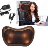 Massageador Car Massage Pillow Escritório Casa Carro Bivolt - Pilow car