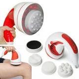 Massageador Spin Relax Tone Orbital Infra Vermelho 220v - Oem