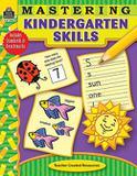 Mastering kindergarten skills - Teacher created materials