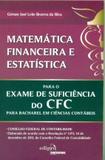 Matemática Financeiras e Estatística - Edipro