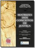 Matrizes dos Conceitos de Justica - Letras juridicas