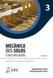 Mecanica dos solos e suas aplicacoes - exercicios e problemas resolvidos -  - isbn - 9788521623595 - Ltc - livros tecnicos e cientificos